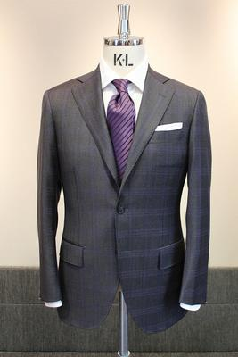 Model:STYLE BLACK LABEL COMFORT Fabric:DORMEUIL AMADEUS 100%Wool(Super100's)