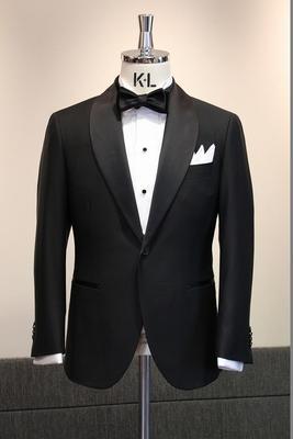 Model:BLACK LABEL COMFORT Fabric:DRAPERS 100%Wool