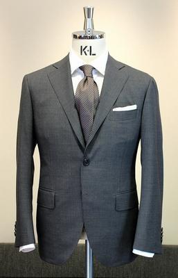 Model:BLACK LABEL COMFORT Fabric:CANONICO 100%Wool(Super120's)