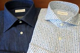 今シーズンもCaccioppoli(カチョッポリ)のシャツは人気です!