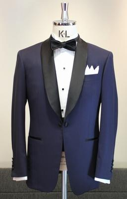 Model:WHITE LABEL Shawl collar Tuxedo Fabric:DRAGO 100%Wool(Super150's)