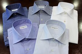 今シーズンも素敵なシャツが出来上がってきております!