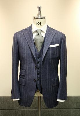 Model:BLACK LABEL COMFORT Fabric:LORO PIANA Wool&Cashmere