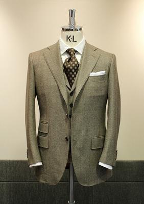 Model:BLACK LABEL CLASSIC Fabric:DRAPERS 100%Wool