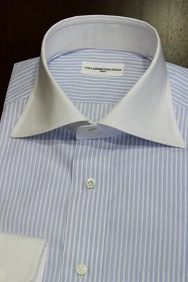 Model:COLLABORATION STYLE Fabric:DAVID & JHON ANDERSON 200/2×200/2