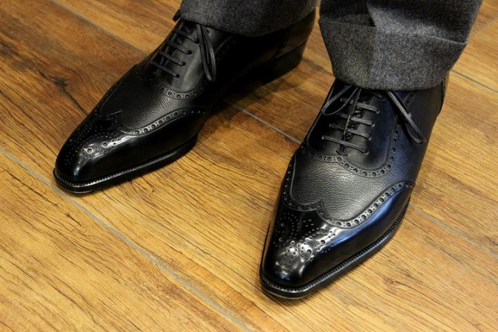 YUKI SHIRAHAMA BOTTIER 今回も素晴らしい靴が仕上がりました!!!