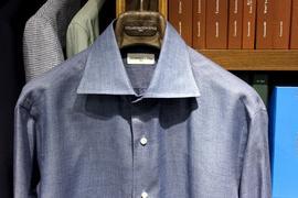 オーダーシャツフェア開催中!Solbiatiのシャツ生地が人気です!