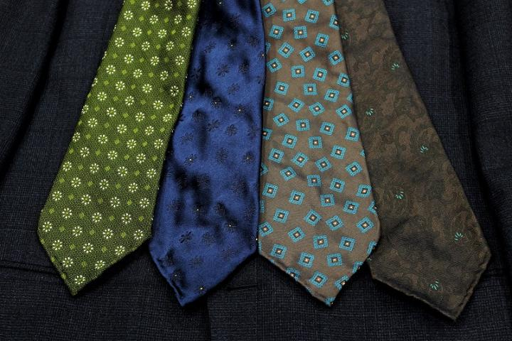 TIE YOUR TIE Settepieghe(セッテピエゲ)も入荷です!!!