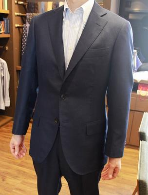 Model:BLACK LABEL COMFORT Fabric:ARISTON CASHMERE&SILK