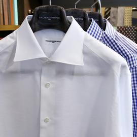 COTTON&LINENのシャツの季節です