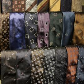 素敵なネクタイが入荷してまいりました ~TIE YOUR TIE & Atto Vannucci~