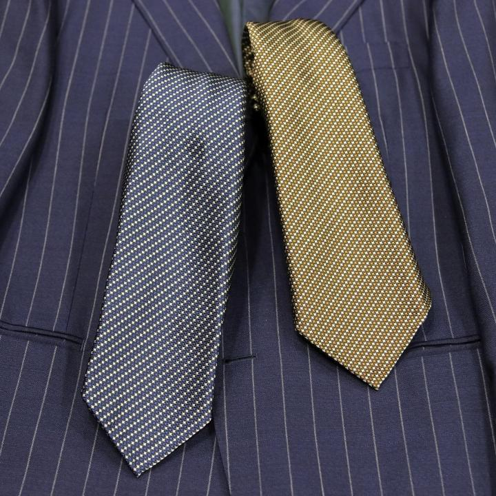 2020年春夏シーズンもAtto VannucciとTIE YOUR TIEの素敵なネクタイが入荷です!