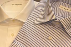 COLLABORATION STYLE のオーダーシャツ