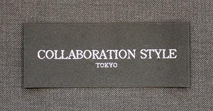 COLLABORATION STYLE のオーダースーツ <BLACK LABEL>