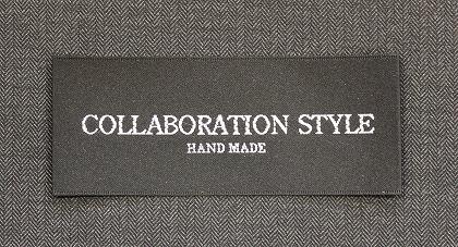 COLLABORATION STYLE のオーダースーツ <HAND MADE MODEL>