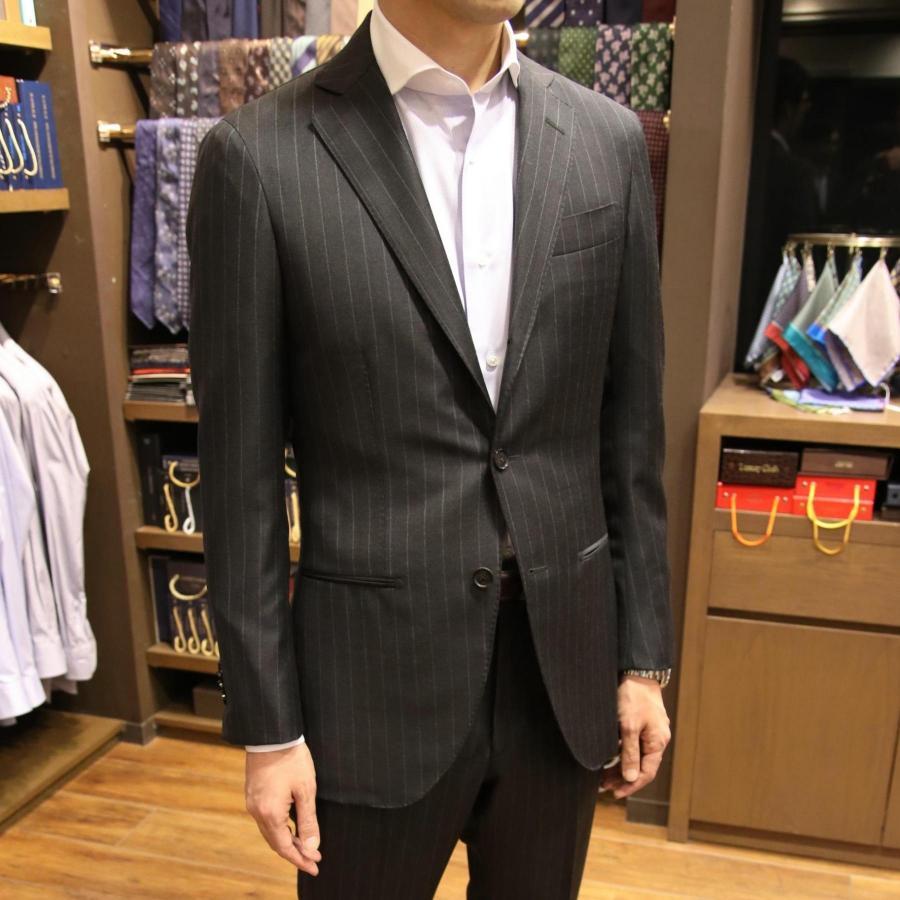 MODEL:BLACK LABEL COMFORT FABRIC:CANONICO 100%Wool